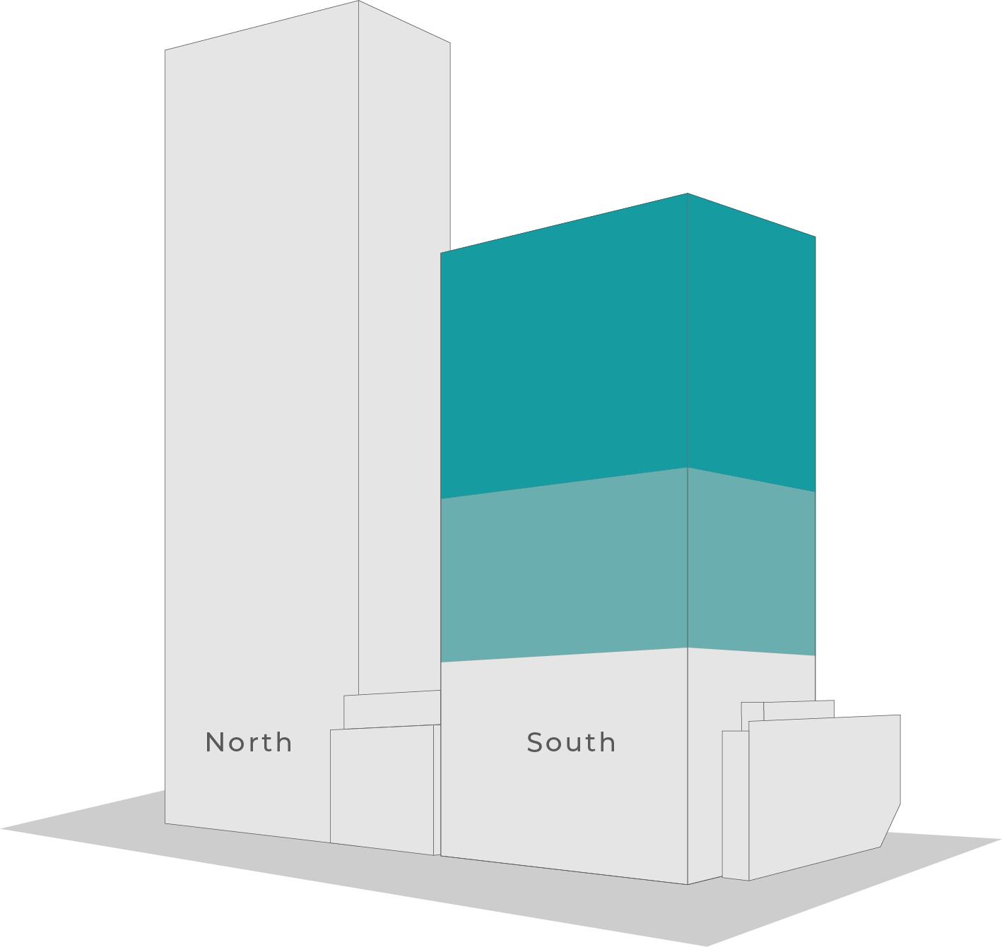 One Raffles Quay Tower Office Plan